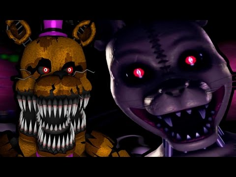 NIGHTMARE FREDBEAR PLAYS: Five Nights at Candy's 3 (Night 5) || THE TRUTH OF THE MURDERS REVEALED!!!
