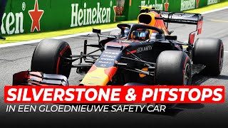 GRAND PRIX SILVERSTONE: Red Bull Racing Snellere Pitstops | Safety Car Formule 1 Seizoen 2020 #4
