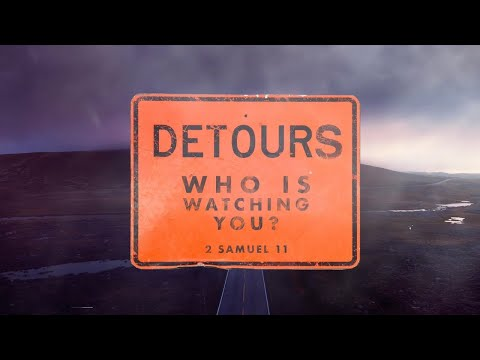 "8.4.19 - ""Detours: Who Is Watching You?"""
