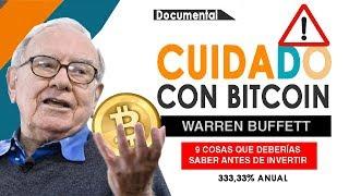 9 Cosas Del Bitcoin Que Deberias Saber Antes De Invertir, Warren Buffett, Diverdocus Doblajes Ripple