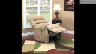 30 Series Three-Way Reclining Lift Chair Collection From Med-Lift