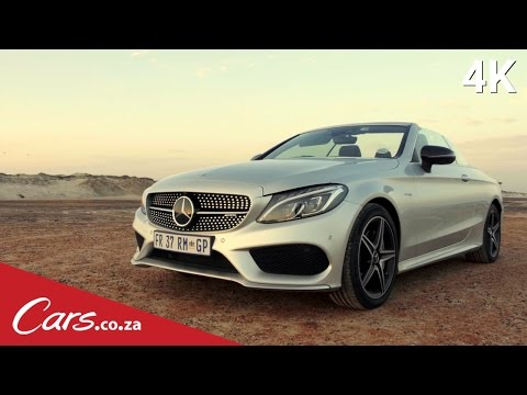 What's A Convertible Like In The Rain? - Mercedes-AMG C43 Cabriolet