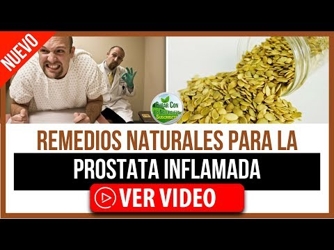 Síntomas de la próstata y el tratamiento en frío