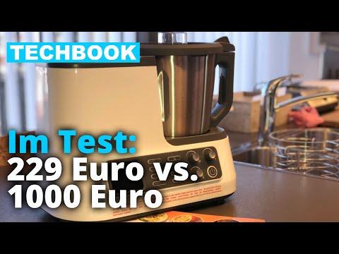 ᐅᐅ】Aldi Quigg Küchenmaschine Tests + Produkt- & Preisvergleich + ...