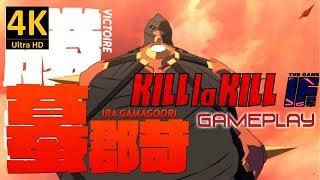 Ira Gamagori  - (Kill la Kill) - Kill la Kill the Game: IF - Ira Gamagoori Gameplay - キルラキル ザ・ゲーム -異布-『4K - 60 Fps』