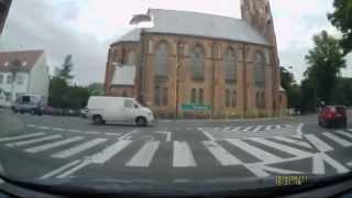 preview picture of video 'Wykroczenia drogowe. Wymuszenie pierwszeństwa przez policję. WuJot Stargard Szczeciński'