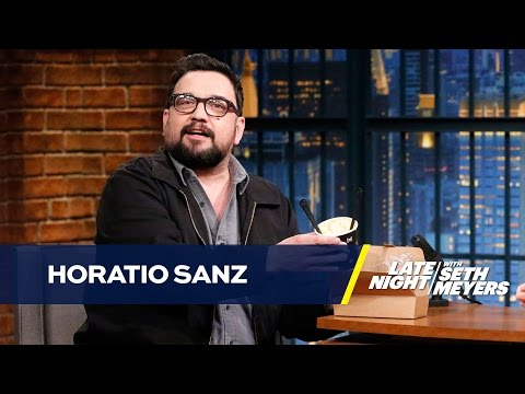 Horatio Sanz Stole Miley Cyrus' Lunch to Auction for Planned Parenthood