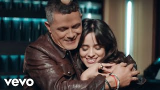 Alejandro Sanz Camila Cabello Mi Persona Favorita Official Video