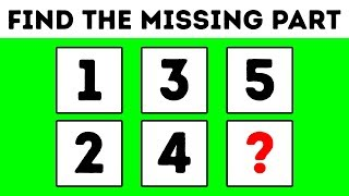 13 Riddles That Are Trickier Than They Seem