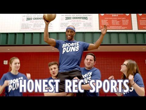 Honest Rec Sports Commercial