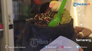 Ice Cream Jumong Black Tanzo Padukan Sensasi Hangat dan Dingin