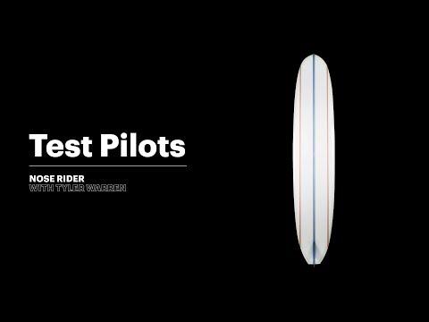 Test Pilots: Tyler Warren's Nose Rider