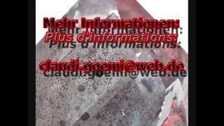 preview picture of video 'MASTERBILDER: Fotoausstellung  Das Wesen der Steine'