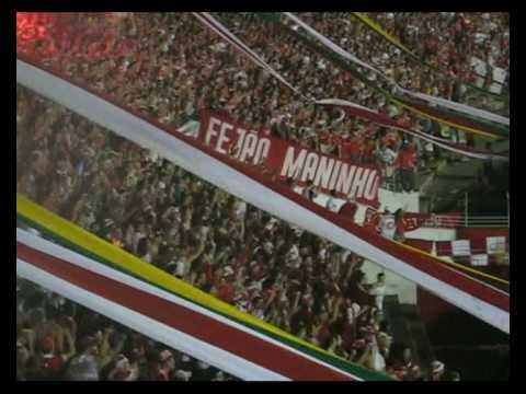 """Inter 2x0 Boca Junior-Copa Sul Americana-Camisa Vermelha"" Barra: Guarda Popular • Club: Internacional"