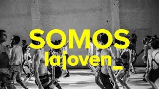 ¡Ahora @somosLaJoven!