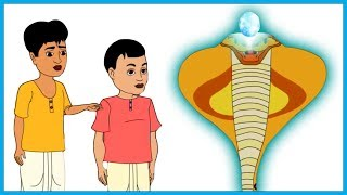 Nagmani | Hindi Kahaniya for Kids | Stories for Kids | Hindi Animated Stories