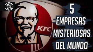 Las 5 Empresas Más Misteriosas Del Mundo