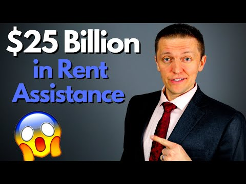 Attorney Explains: New $25 Billion Rent Assistance | Stimulus Bill (12/27/20)
