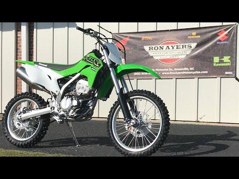 2021 Kawasaki KLX 300R in Greenville, North Carolina - Video 1