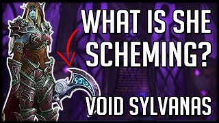 WHAT IS SHE HIDING? How Evil Is Sylvanas and Why Does She Have Xal'atath?