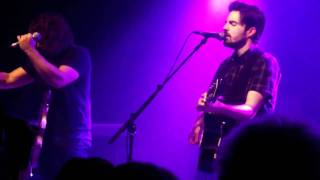 The Boxer Rebellion - Flashing Red Light Means Go - Brussels 09/11/10