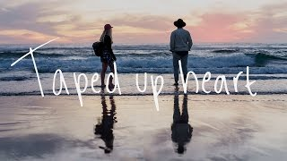 Taped Up Heart - KREAM ft. Clara Mae  (SHY Version Lyric)