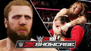 WWE 2K19 - 12 2K Showcase Match Confirmations & Predictions! (WWE 2K19 Daniel Bryan 2K Showcase)