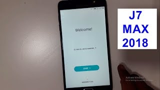 Update Samsung Galaxy J7 Max SM-G615F Android 7 Nougat