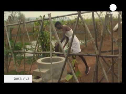 Vorschau: Baby Tunika langarm mit Raffung - lila