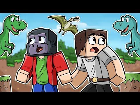 JURASSIC CRAFT JE ZPĚT! (Minecraft Dinosauři #1)