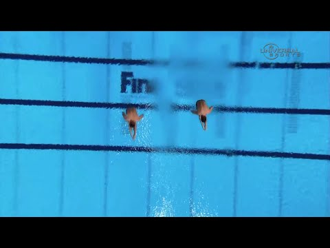 Mexico 2nd in Men's Synchro Diving – Universal Sports