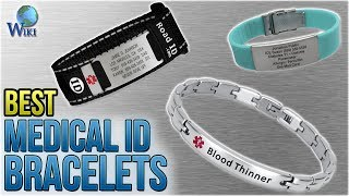 10 Best Medical ID Bracelets 2018