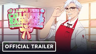 Game Release: Ever Thought of Dating KFC's Colonel Sanders?