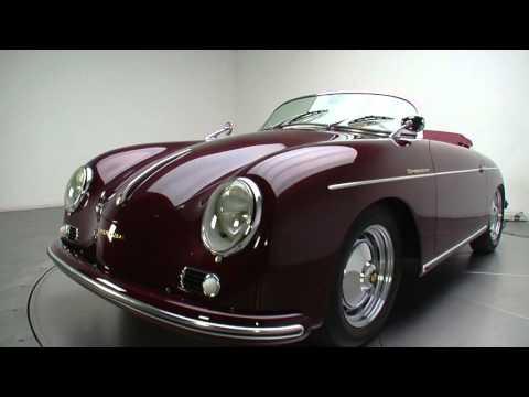 Download 135403 / 1956 Porsche 356 Speedster Replica HD Mp4 3GP Video and MP3