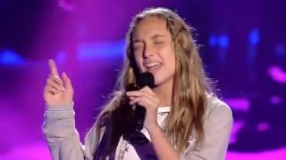 "Mónica: ""Who's Loving You"" – Último Asalto - La Voz Kids 2017"