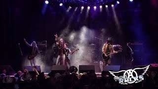 Amazing (Aerosmith cover) - Aerosmith Rocks tribute band