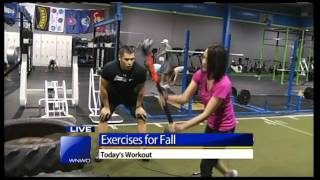 Workout Tips when it's is too cold outside