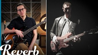 """Pino Palladino's Bass on """"Who Did You Think I Was"""" by John Mayer Trio 