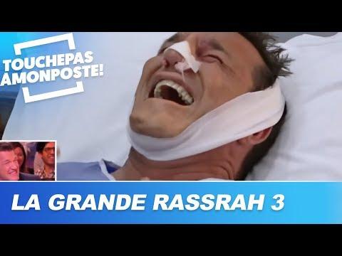 Rôle chef de service caméra cachée Jean Pierre Castaldi La Grande RASSRAH 3 dans TPMP