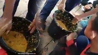 Beredar Video Viral Pemaksaan Makan Layaknya Hewan Diduga Orientasi Paskibraka