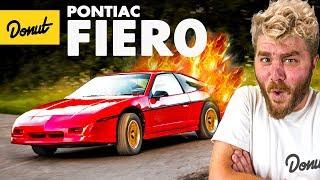 PONTIAC FIERO - Everything You Need to Know | Up to Speed