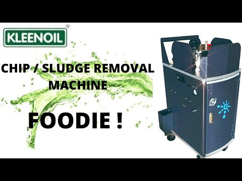 Online Chip Removal Machine