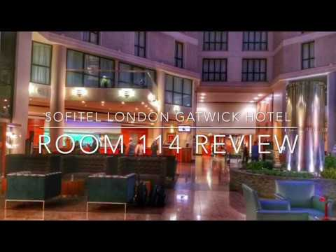 Room 114  Review Sofitel London Gatwick Hotel