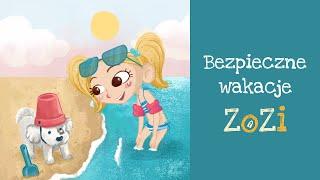 Kadr z teledysku Bezpieczne wakacje tekst piosenki ZoZi