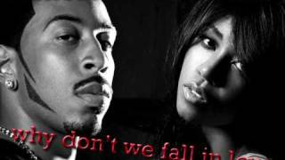 Amerie ft. Ludacris - Why don't we fall in love (Cop that disc RMX 2009)