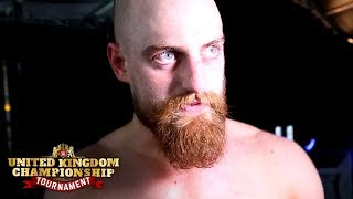Zack Gibson pledges to soon be recognized as the U.K. tournament winner: Exclusive, June 18, 2018