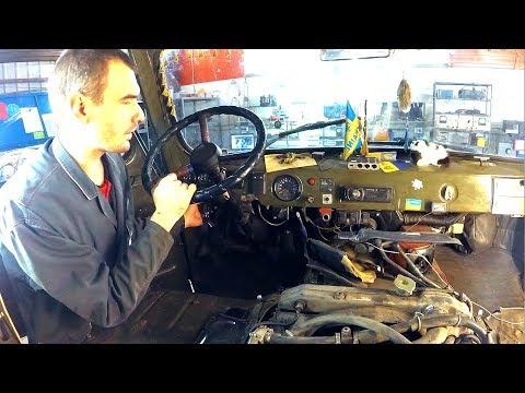 Капитальный ремонт проводки УАЗ Буханка
