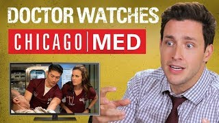 Real Doctor Reacts to CHICAGO MED | Medical Drama Review | Doctor Mike