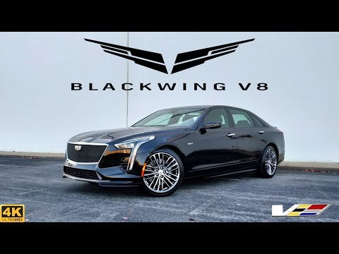 External Review Video W4Tb1toeqyg for Cadillac CT6 Sedan