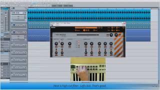 Samplitude/Sequoia - Hardware Controller Mapping